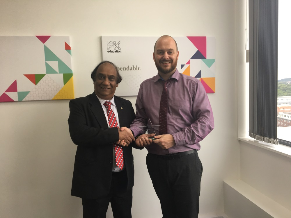 Harshad Patel - South Yorkshire Supply Teacher 2017