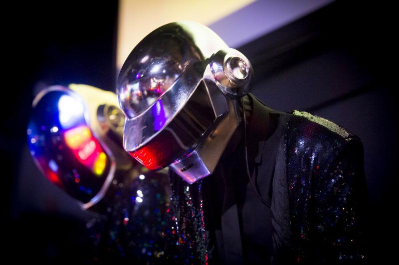 Daft Punk at PK Education Awards