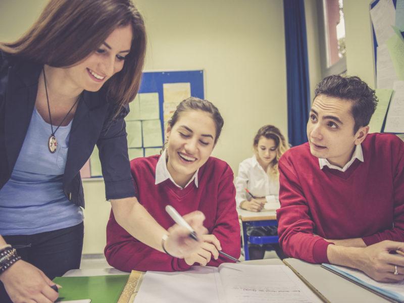 Secondary Supply Teachers